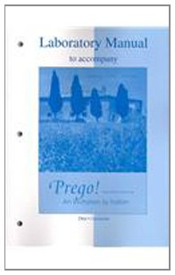 Prego! An Invitation to Italian 7th 2008 edition cover