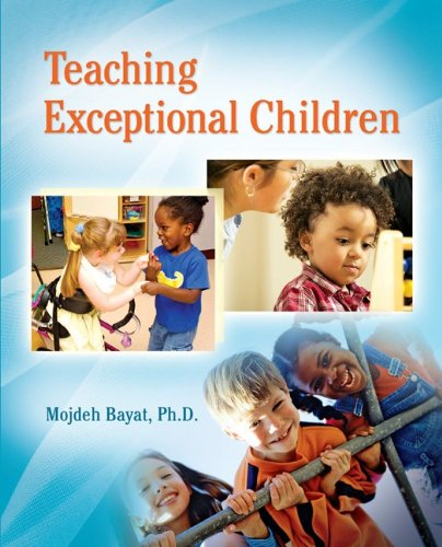 Teaching Exceptional Children   2012 edition cover