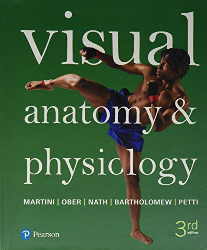 Visual Anatomy & Physiology:   2017 9780134394695 Front Cover
