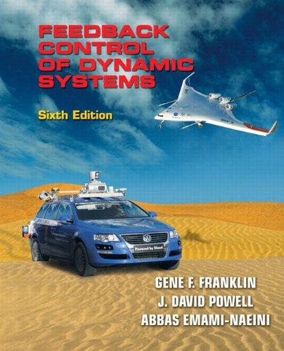 Feedback Control of Dynamic Systems  6th 2010 edition cover