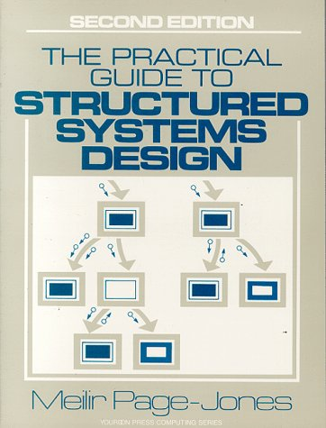 Practical Guide to Structured Systems Design  2nd 1988 9780136907695 Front Cover
