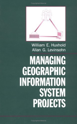 Managing Geographic Information System Projects   1995 edition cover