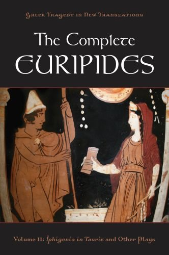 Complete Euripides Electra and Other Plays  2010 edition cover