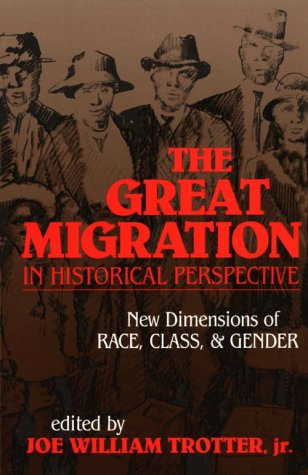 Great Migration in Historical Perspective New Dimensions of Race, Class, and Gender N/A 9780253206695 Front Cover