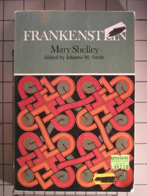 Frankenstein   1992 edition cover