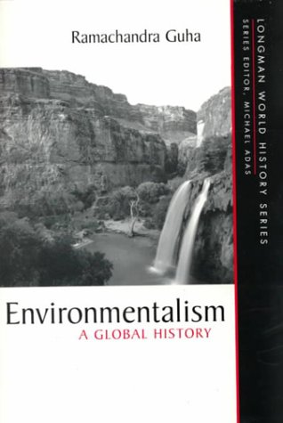 Environmentalism A Global History  2000 edition cover