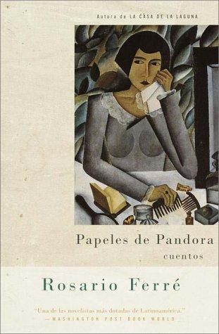 Papeles de Pandora  N/A edition cover