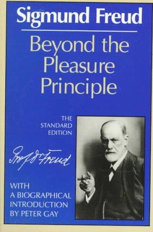 Beyond the Pleasure Principle  Reprint edition cover