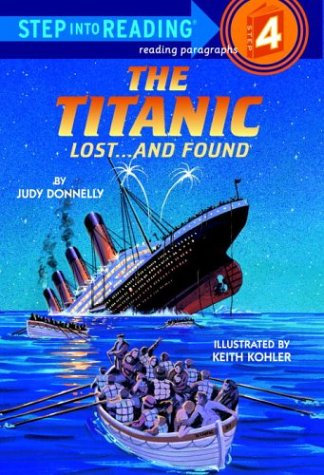 Titanic: Lost and Found   2011 9780394886695 Front Cover