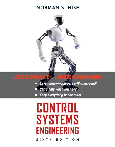 Control Systems Engineering  6th 2011 edition cover