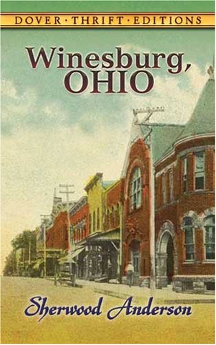 Winesburg, Ohio   1995 (Unabridged) edition cover