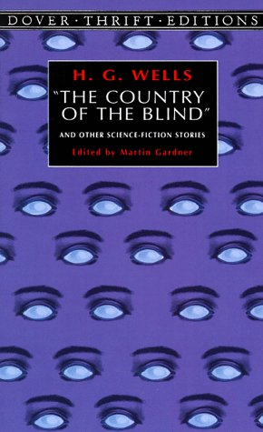 Country of the Blind and Other Stories  N/A 9780486295695 Front Cover