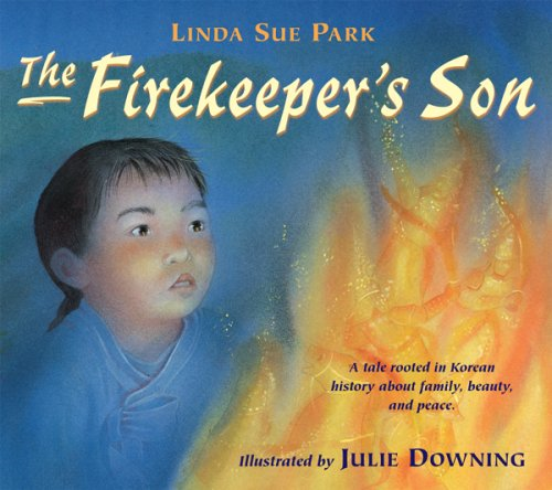 Firekeeper's Son   2009 edition cover