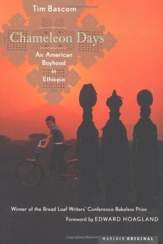 Chameleon Days An American Boyhood in Ethiopia  2006 edition cover