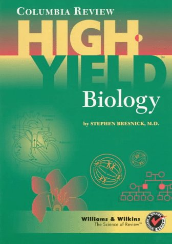 High Yield Biology Revised  9780683180695 Front Cover