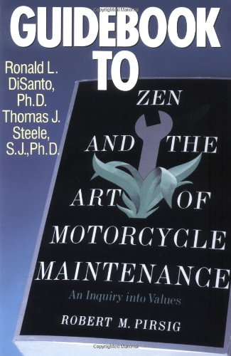 Guidebook to Zen and the Art of Motorcycle Maintenance  N/A edition cover
