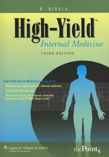Internal Medicine  3rd 2007 (Revised) edition cover