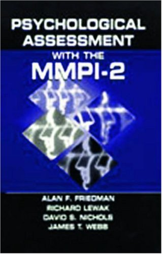 Psychological Assessment with the MMPI-2   2000 edition cover