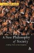 New Philosophy of Society Assemblage Theory and Social Complexity  2006 (Annotated) edition cover