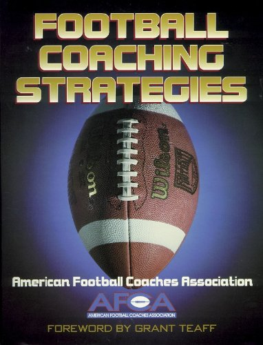 Football Coaching Strategies   1995 edition cover