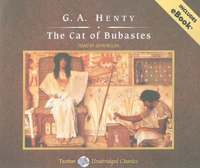 Cat of Bubastes N/A 9781400108695 Front Cover