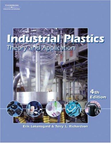 Industrial Plastics  4th 2004 (Revised) edition cover