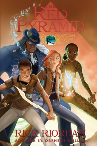 Red Pyramid  N/A edition cover