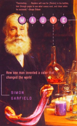 Mauve: How One Man Invented a Color That Changed the World  2008 edition cover