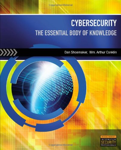 Cybersecurity The Essential Body of Knowledge  2012 edition cover