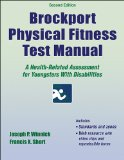 Brockport Physical Fitness Test Manual A Health-Related Assessment for Youngsters with Disabilities 2nd 2014 edition cover