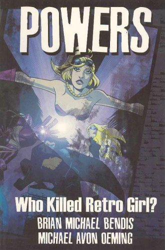 Who Killed Retro Girl?   2006 edition cover