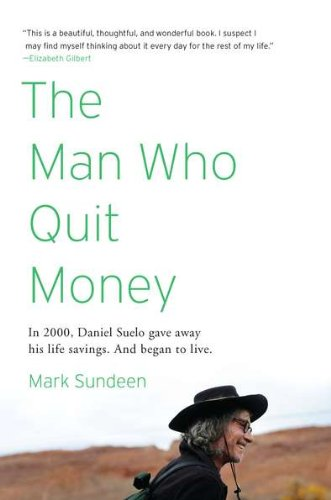 Man Who Quit Money   2012 edition cover
