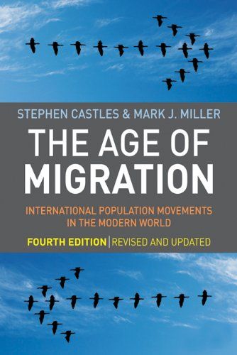 Age of Migration, Fourth Edition International Population Movements in the Modern World 4th 2009 (Revised) edition cover