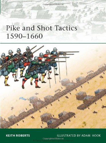 Pike and Shot Tactics 1590-1660   2010 edition cover