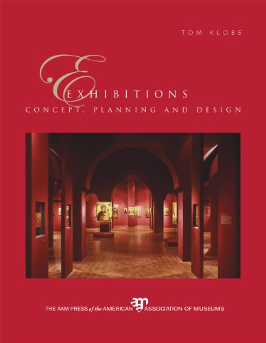 Exhibitions Concept, Planning and Design  2012 edition cover