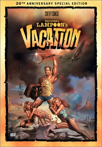 National Lampoon's Vacation (20th Anniversary Special Edition) System.Collections.Generic.List`1[System.String] artwork