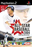 All Star Baseball 2004 PlayStation2 artwork