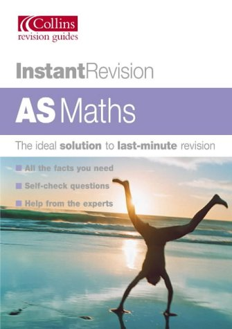 AS Maths (Instant Revision) N/A edition cover