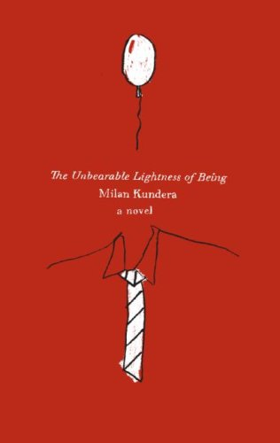 Unbearable Lightness of Being  N/A 9780061686696 Front Cover