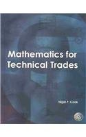 Mathematics for the Technical Trades   2004 9780130452696 Front Cover