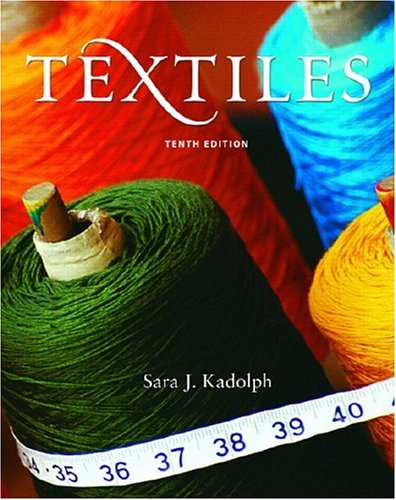 Textiles  10th 2007 (Revised) edition cover