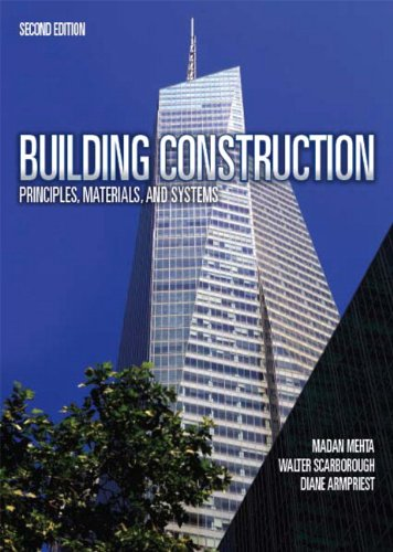 Building Construction Principles, Materials, and Systems 2nd 2013 (Revised) 9780132148696 Front Cover