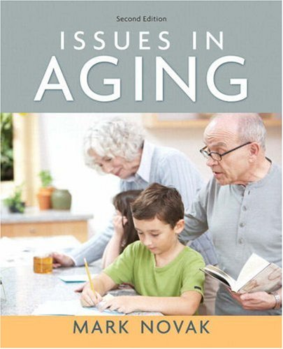 Issues in Aging  2nd 2009 edition cover