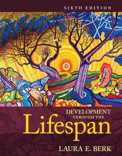 Development Through the Lifespan:   2013 edition cover