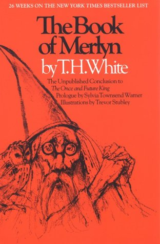 Book of Merlyn   1977 (Reprint) edition cover