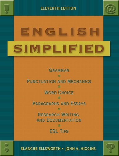 English Simplified  11th 2007 (Revised) edition cover
