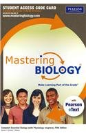 Campbell Essential Biology  5th 2013 edition cover