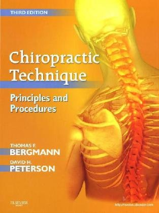 Chiropractic Technique Principles and Procedures 3rd 2011 edition cover