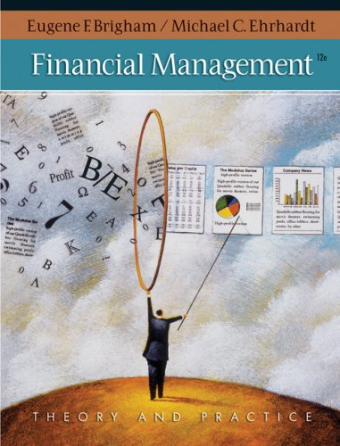 Financial Management Theory and Practice 12th 2008 (Revised) edition cover