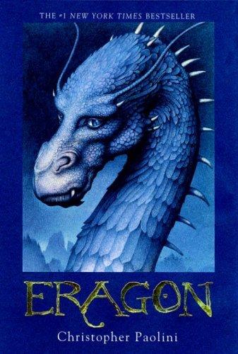 Eragon  Reprint edition cover
